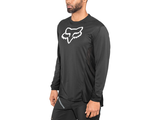 Fox Demo Camo Burn LS Jersey Men black